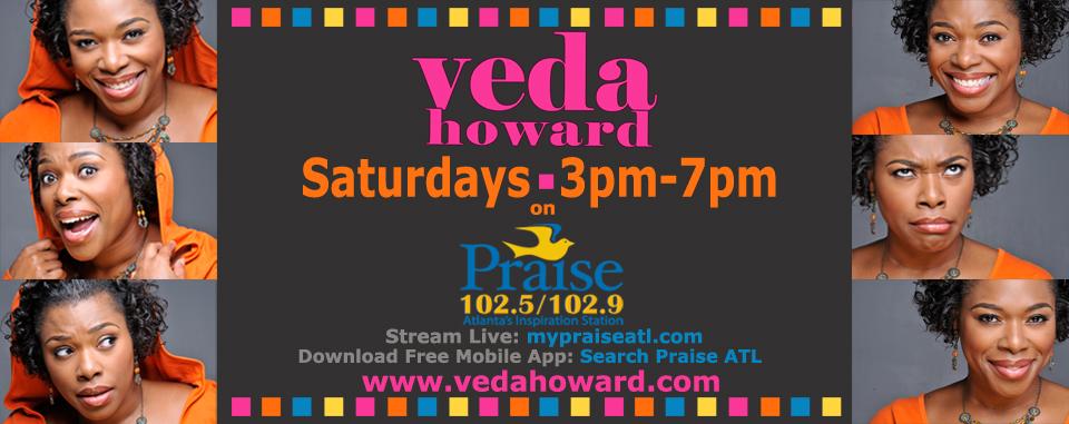 Veda Howard On Air