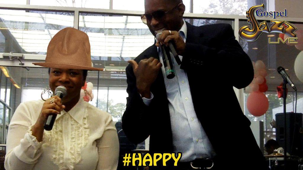 Gospel Jazz- Veda's HAPPY!