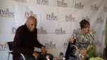 Donnie McClurkin Meet & Greet [EXCLUSIVE]