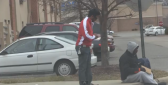 Man Gives Homeless Man Winning Lottery Ticket…See What Happens Next [VIDEO]