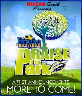 Praise In The Park 2014!