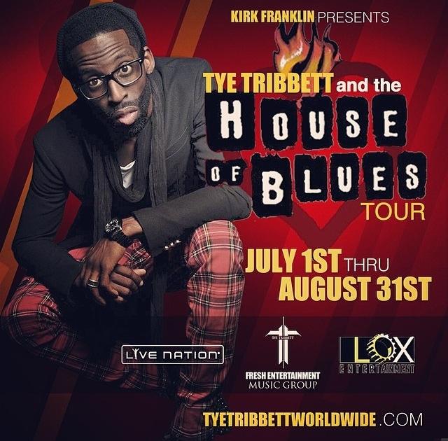 Tye Tribbett Tour
