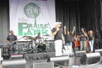 Smokie Norful Performs at Praise in the Park 2014 [PHOTOS]