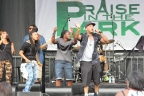 James Fortune & FIYA Hit the Stage at Praise in the Park 2014 [PHOTOS]