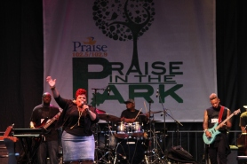 Praise In The Park 2014! [PHOTOS]