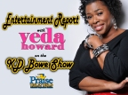 Marvin Sapp Still Dealing With Stalkers: Entertainment Report with @VedaHoward