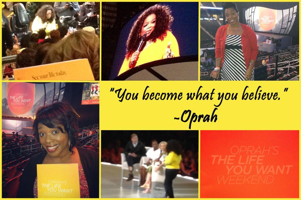 Oprah Life You Want- Veda Howard