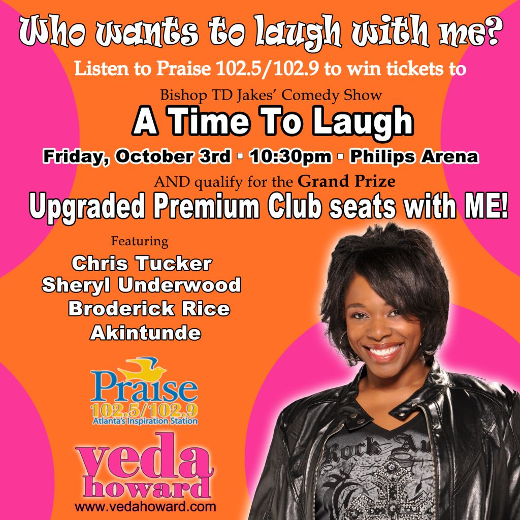 A Time To Laugh Giveaway