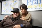 Fred Hammond Meet & Greet at Praise 102.5/102.9 [PHOTOS]
