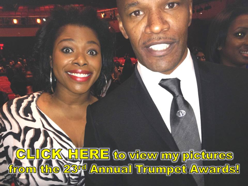 Jamie Foxx and Veda Howard
