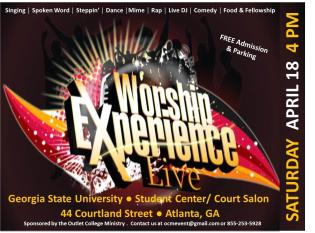 Worship Experience Live