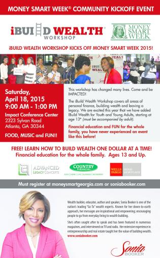 iBuild Wealth Workshop