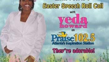 Easter Speeches with Veda Howard