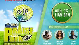 Praise 102.5 Praise in the Park 2015