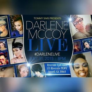 Darlene McCoy Live