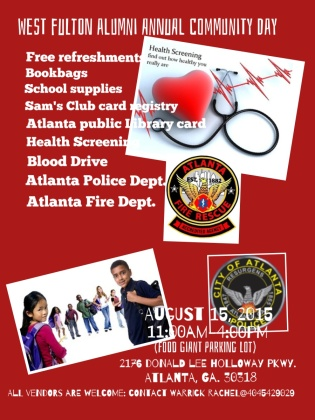 West Fulton Community Day