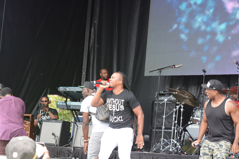 Praise in the Park 2015