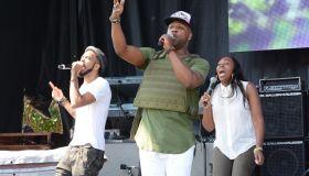 VaShawn Mitchell Praise in the Park 2015
