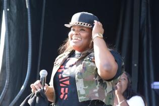 Tasha Cobbs Praise in the Park 2015
