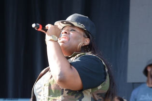 Tasha Cobbs Praise in the Park 2015