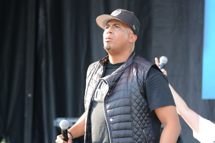 Anthony Brown & group therAPy Praise in the Park