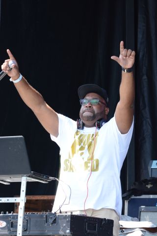 Willie Moore Jr. Praise In The Park