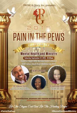 Pain In The Pews Conference