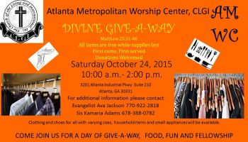 Divine Give Away
