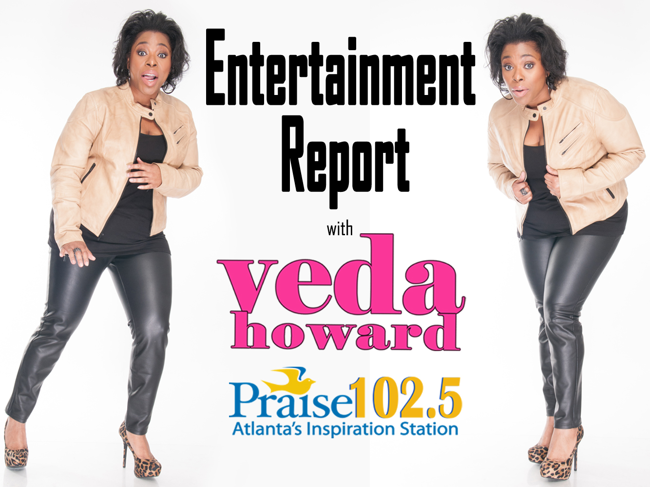 Entertainment Report with Veda Howard
