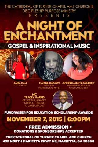 A Night of Enchantment
