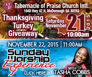 Tabernacle of Praise Turkey