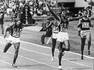Mens 200m At The Mexico City Olympics