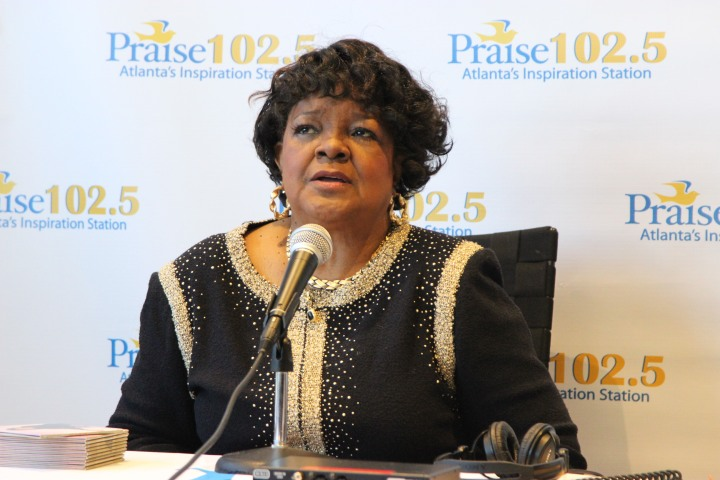 Stories With Pastor Shirley Caesar3