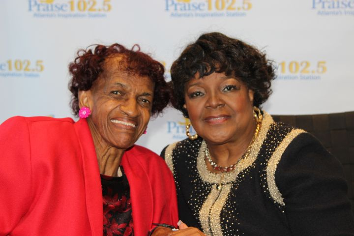 Stories With Pastor Shirley Caesar 26