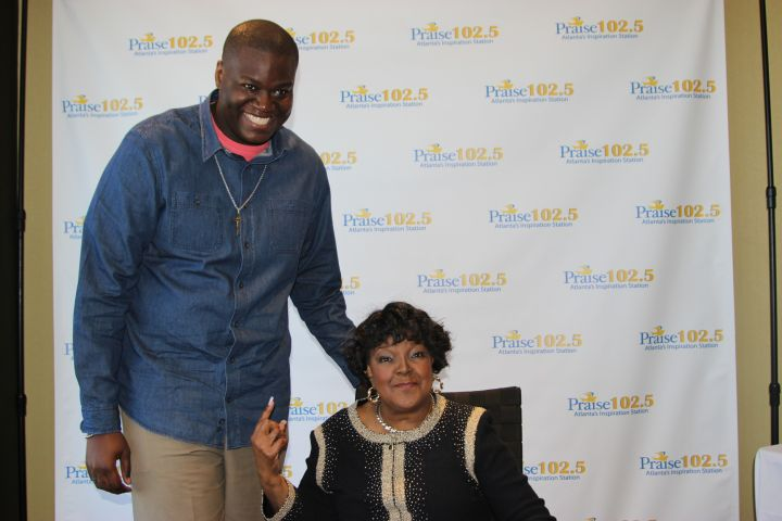 Stories With Pastor Shirley Caesar 20