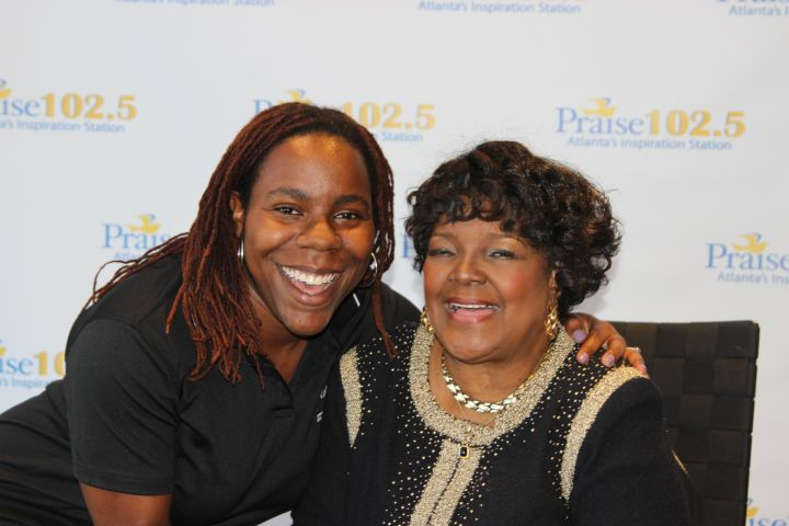 Stories With Pastor Shirley Caesar 18