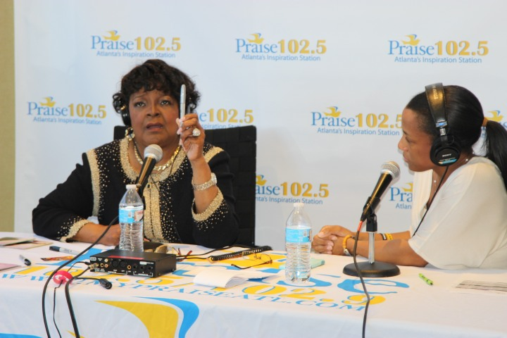 Stories With Pastor Shirley Caesar 17