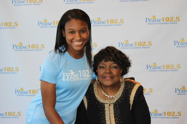 Stories With Pastor Shirley Caesar 13