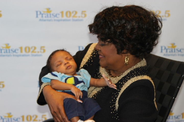 Stories With Pastor Shirley Caesar 8