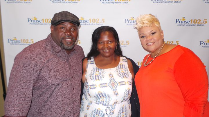Tamela & David Mann Meet & Greet 32