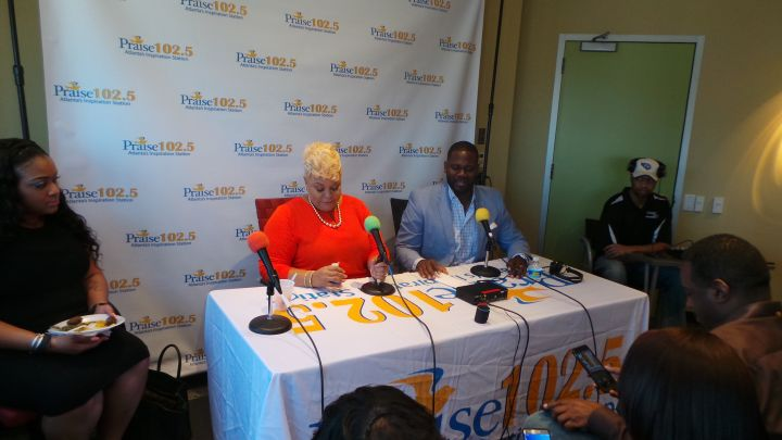 Tamela & David Mann Meet & Greet 21