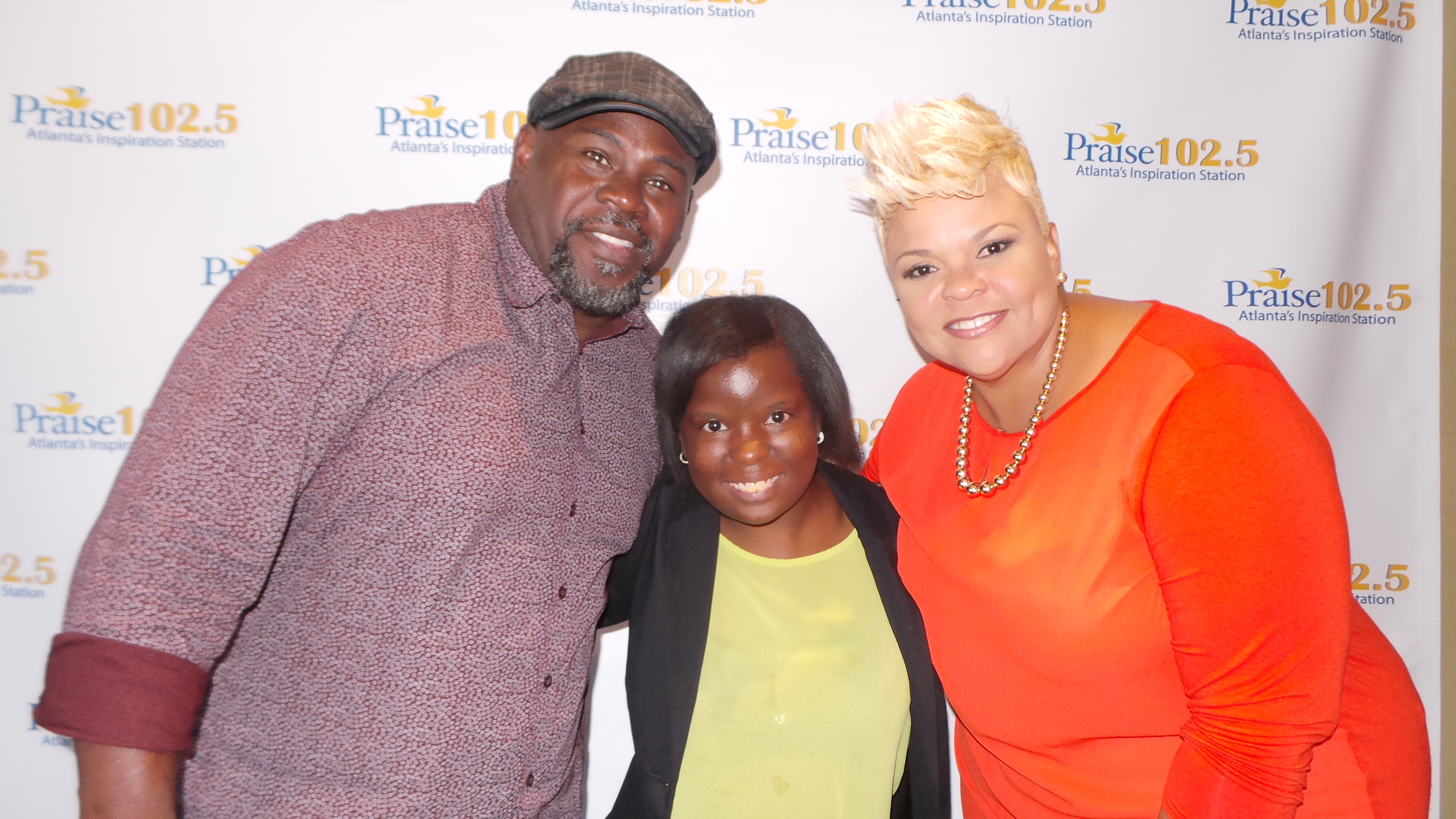 David and Tamela Mann Meet & Greet