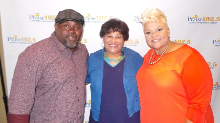 Tamela & David Mann Meet & Greet 11