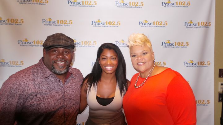 Tamela & David Mann Meet & Greet 09