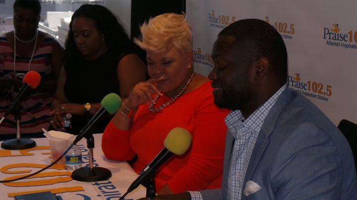Tamela & David Mann Meet & Greet 07