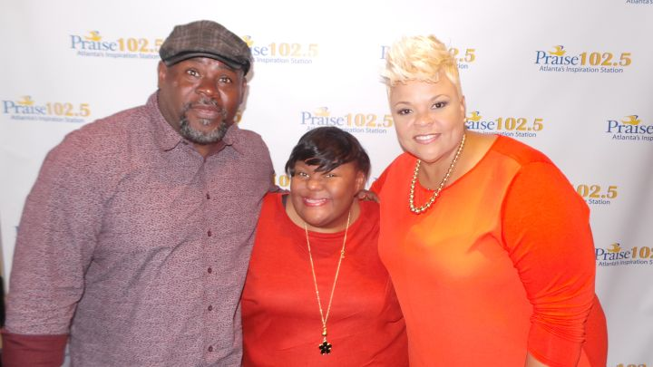 Tamela & David Mann Meet & Greet 1