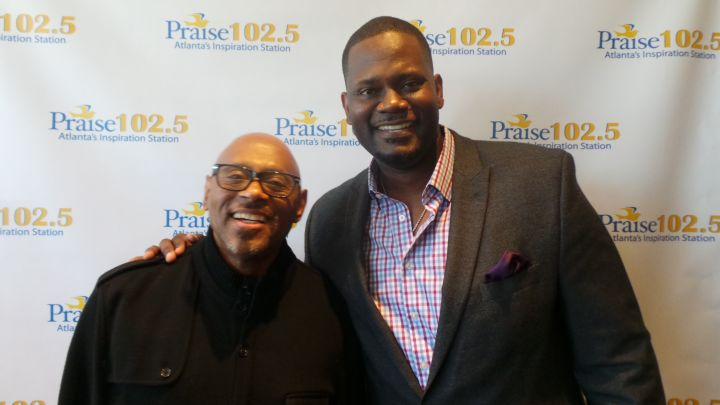 Bishop Paul Morton & KD Bowe