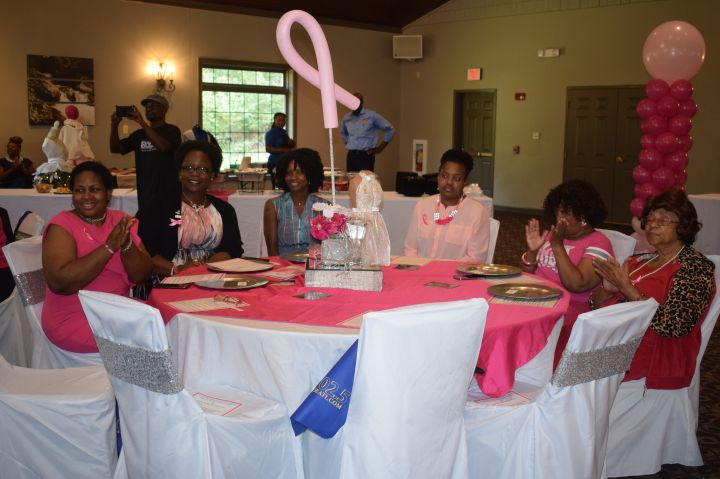 Pretty In Pink Luncheon 38