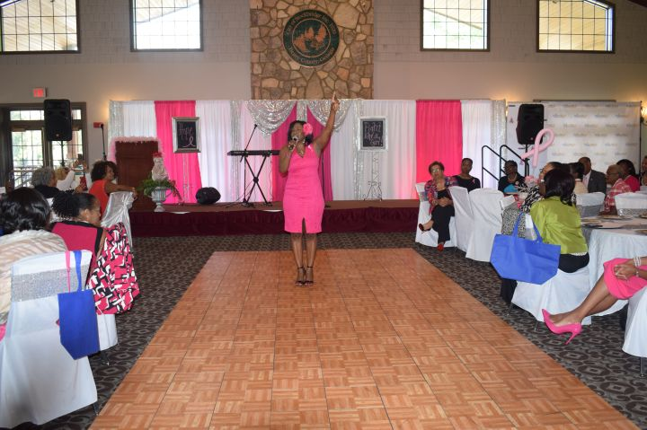 Pretty In Pink Luncheon 37