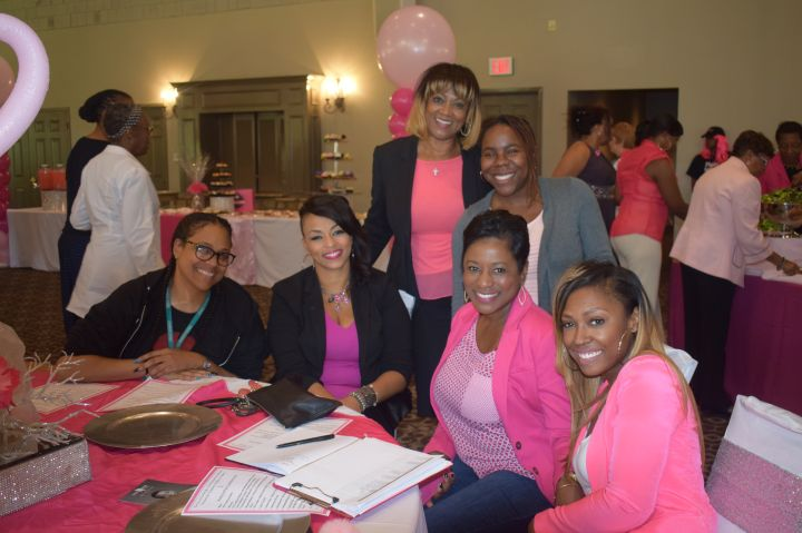 Pretty In Pink Luncheon 35